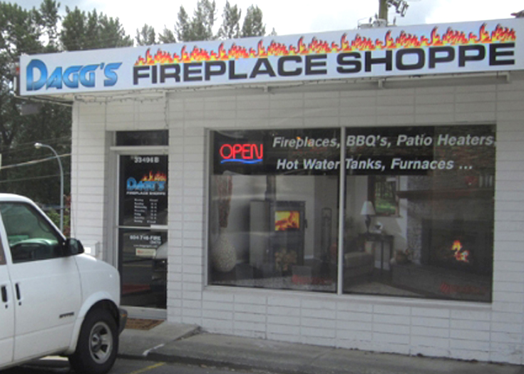 fireplace sales and service lower mainland
